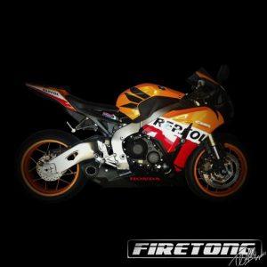 Honda CBR 1000RR 2012-17 Willy Made
