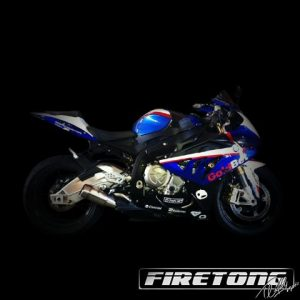 BMW S1000 RR 2010-17 FLAME