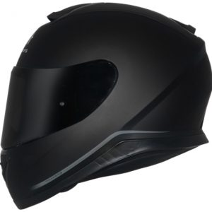 CAPACETE MT THUNDER 3 SOLID MATT BLACK